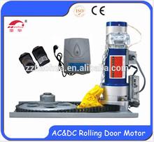 DC 24v 500kg dc rolling door motor with gearbox / 500kg Remote control of roller shutter door motor 24V/automatic gate motor