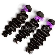 hot selling 100% original human hair European virgin hair weave Deep wave