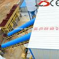 Ce& iso certificado de fijar la mezcla de hormigón estación de fábrica