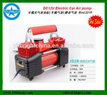 wholesale electric air pump NEW 250 PSI 12V Car Auto Portable Pump Tire Tyre Inflator Mini Air Compressor