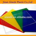 En plastique en plexiglas feuille acrylique coulé décoratifs. des panneaux de plexiglas