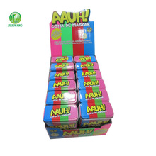 OEM stick free chewing gum in tin from manufacturer