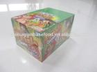 tutti frutti europe tattoo bubble gum in box