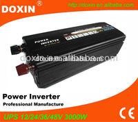3000 watt 12v 220v power inverter with UPS functions