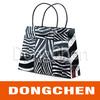 2014 top sale new design custom paper apparel packaging bag