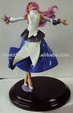 sexy girl figurine