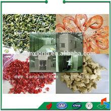 Sanshon SSJ Tunnel Fruit dehydration and Home Food Drying Machine