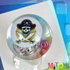 2014 Hot Sale Novel Games Bouncing Balls Clear Bouncing Comet Ball