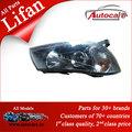 lifan todas as peças de reposição originais lifan x60 peças b4121200 frente righ cabeça da lâmpada