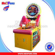 Amusement ticket arcade machine World Boxing Championship /Operated Simulator Game Machine