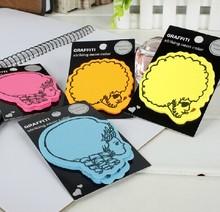 erasable fridge magnetic sticky memo pad for promotion