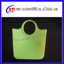 trendy silicone shopping bag for lady