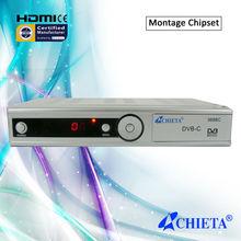 Digital STB DVB-C Cable Receiver