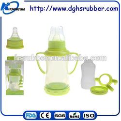 Liquid Silicone Rubber Baby milk bottle,baby bottles sterilizer,silicone baby bottle accesories