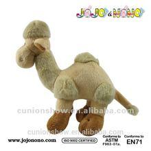 Safty ICTI factory Good quality Custom realistic plush camel