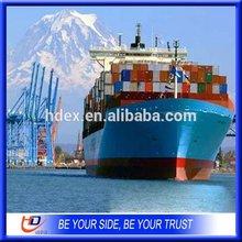 global sea service china to euro