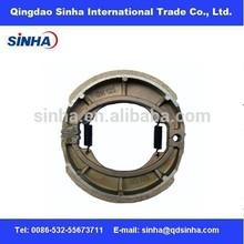 Chinese manufacturer GN125 motorcycle brake shoe