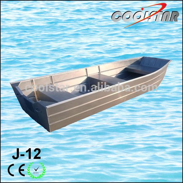 Aluminium Jon Flachboden Boot