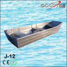 12ft Hot sale small aluminum Jon boat for fishing