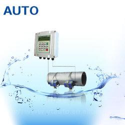 sea Ultrasonic flowmeter ultrasonic water flow sensor made in China