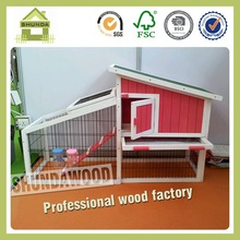SDR22 Wooden Rabbit Play House with Tray