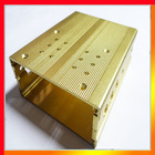 Cheap project CNC anodized aluminum enclosure box for electronic