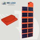 180W SUNPOWER folding solar panel portable solar charger for laptop