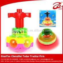 2014 caliente de la venta de plástico trompo de juguete