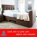 Cama tv, compra de móveis da china, nomes de mobília do quarto, royal quarto luxo furnituretv025