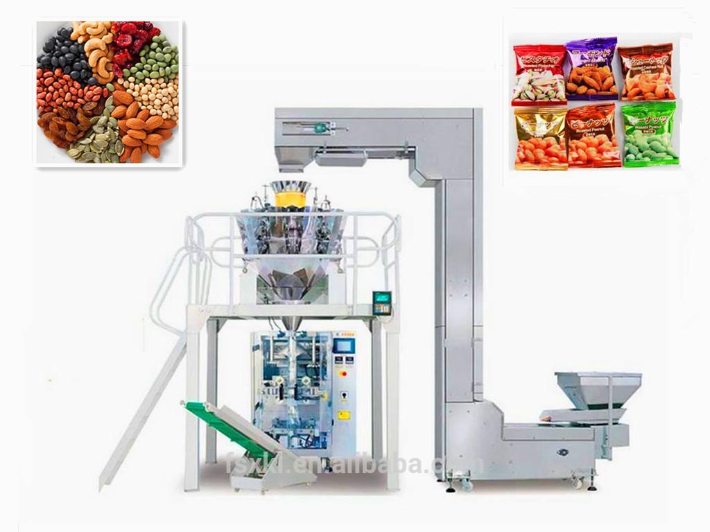 Nitrogen Machine For Chips Chips Packing Machine