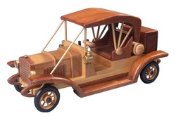 Wooden Models - Automobiles and Buses #CA-12-901