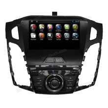 Touch Screen android car dvd radio Build in GPS Navigation/Bluetooth with A2DP for Ford Focus 2012 / C Max 2011