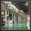 3200 three-wire fourdrinier high performance corrugated paper board making machine