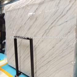 china carrara white marble import from china
