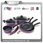 luxury non-stick forged cookware set