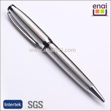 superb quality gurantee wire drawing metallic ballpoint pens