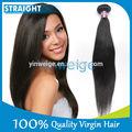 2014 venta caliente 4 color de pelo de extensión natural del pelo cola de caballo