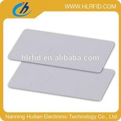 hot print control card