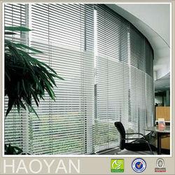 fanshionable European style of Aluminum slat/roller shutter for office building