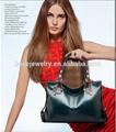 de género material de la pu bolsa de hombro para las mujeres de moda bolso de mano 2014