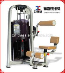 commercial hammer strength gym equipment Abdominal Crunch Machine/AB zone fitness equipment made in China/bodybuilding machine