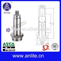 solenoid coil plunger