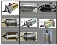 Motorcycle starter motor,Motorcycle parts for bajaj Pulsar 150,Pulsar 180,Pulsar 2000,XCD125 ,three wheeler