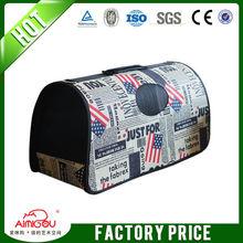 2014 new design cheap wholesale outdoor cute dog carrier bag