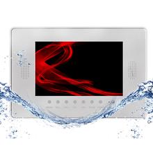 Waterproof TV Lcd Mirror Television For Bathroom