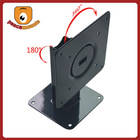 anti-theft stand for tablet pc with 180 Degrees Tilt and 360 Degrees Rotation Function