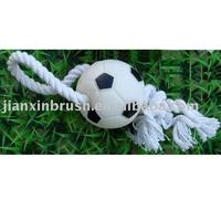 2015 new pet cat toy football vinyl toy