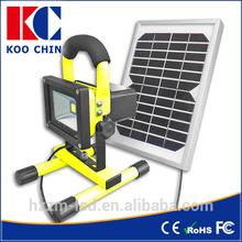 Solar Floodlight led floodlights high watt solar panels