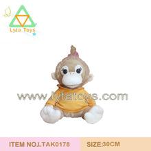 High Quality Hot Sale New Design cute stuffed Plush Monkey Toy