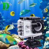 1080P Waterproof SJ4000 Waterproof Extreme Helmet Cam G-Senor Camcorder DVR HD Sport Action Camera